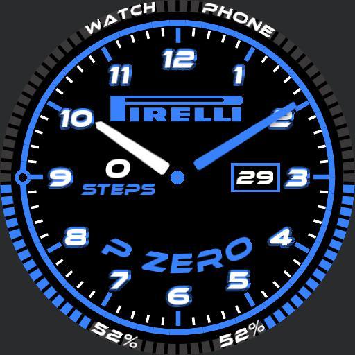 Pirelli P ZERO Blue analog