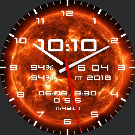 Solar - Porsche Font