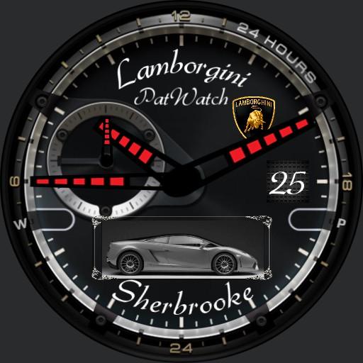 Lamborgini PatWatch 3