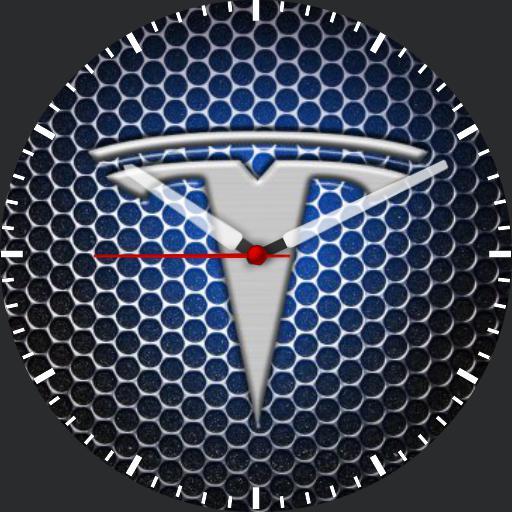 Tesla Blue