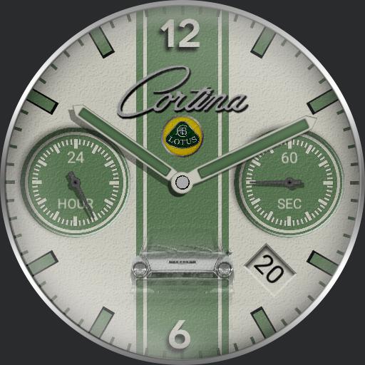 cortina lotus timepiece