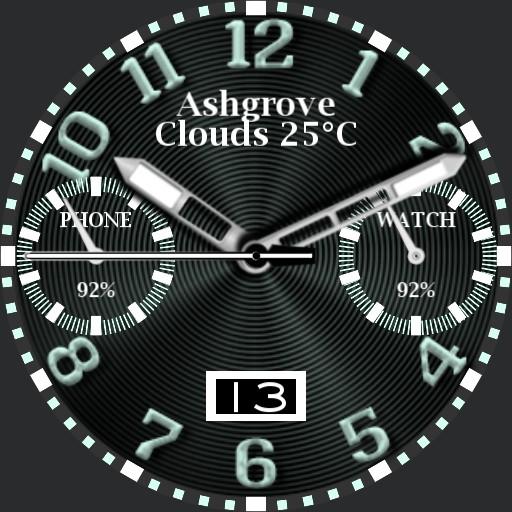 Classic watch full info