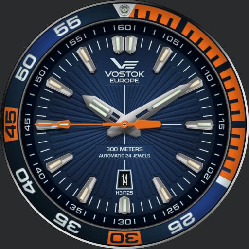 Vostok Rocket V1.2