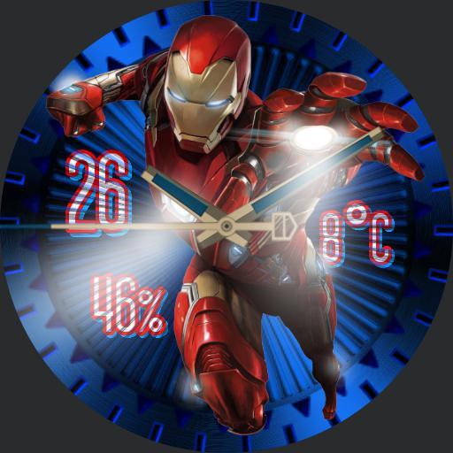 Iron Man JBIM3D140119