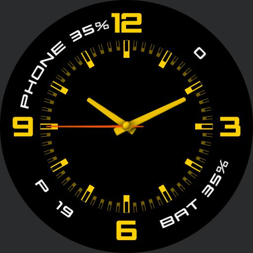 sport watch towerclock version