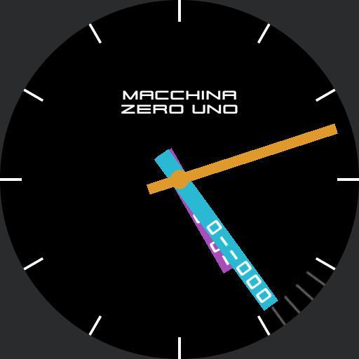 Macchina Zero Uno
