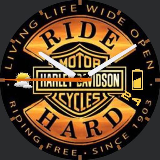 Harley-Davidson Ride Hard