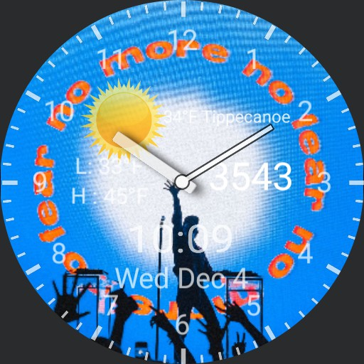 Daily Watch Face