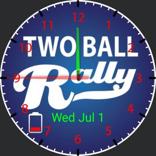 two ball rally