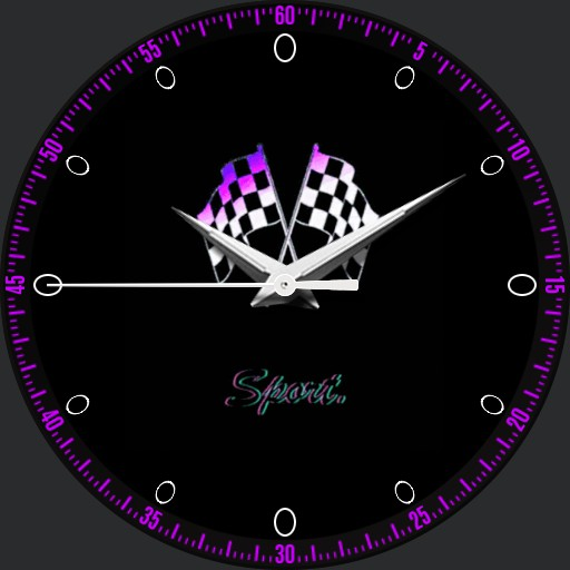 Sport Records Watch Face