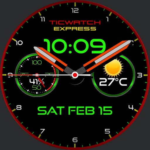 ticwatch express Copy
