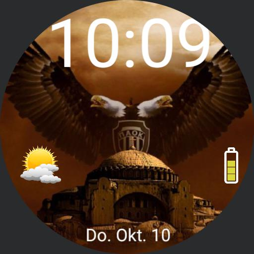 PAOK Agia Sofia
