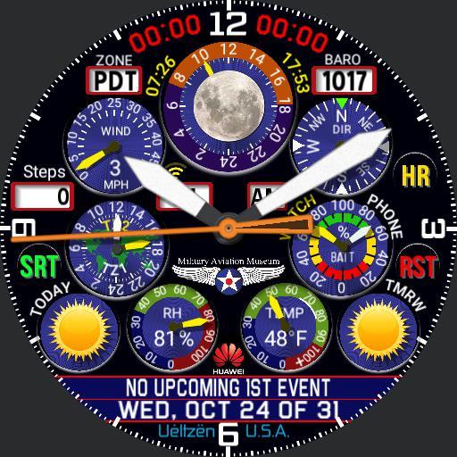 Weather Chrono Flight Museum
