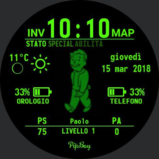 Fallout Pip-Boy 4