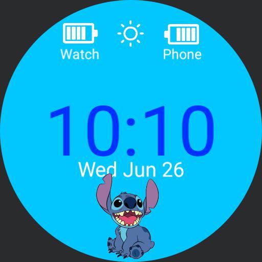Stitch Watch