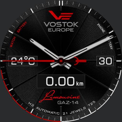 Vostok Gaz-14