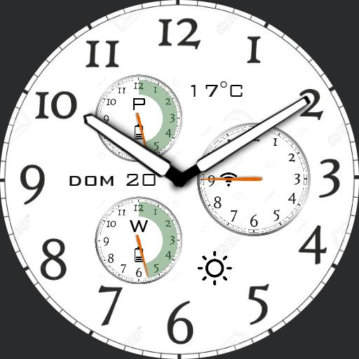 VF27 Watch Time