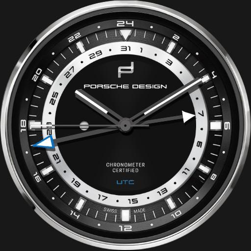 Porsche Design 1919 Globetimer UTC 3 in 1