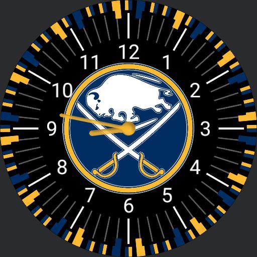 Sabres spinning