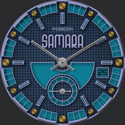 Pobeda Samara Victory C.1970s