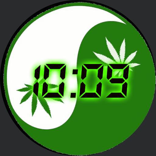Cannabis Yin Yang