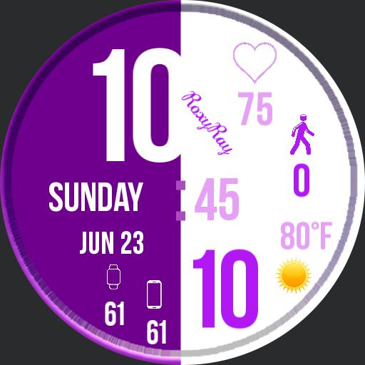 Purple White Info Vol1