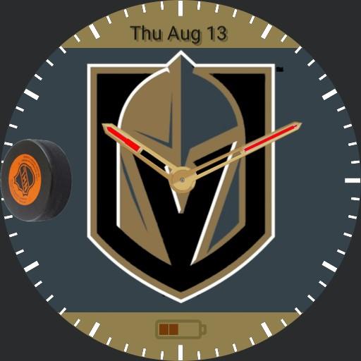 Vegas Golden Knights Gyro