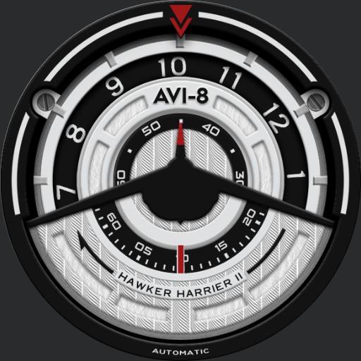 HAWKER HARRIER II AV-4047