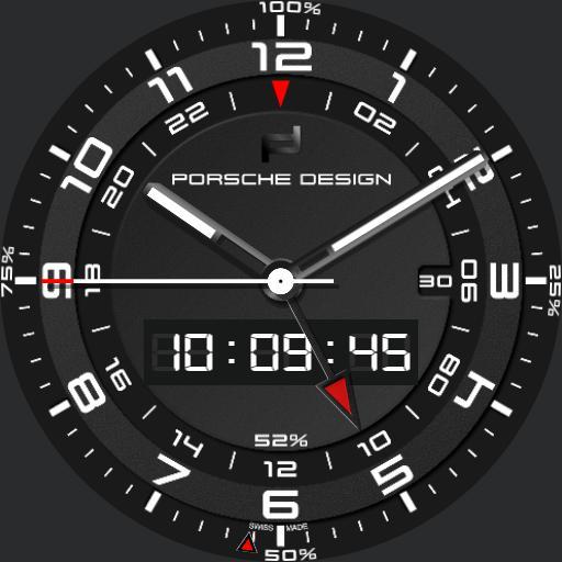 Porsche Design - 1919 Globetimer Series 1
