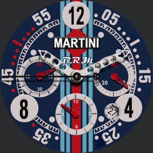 B.R.M martini
