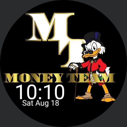 #Moneyteam