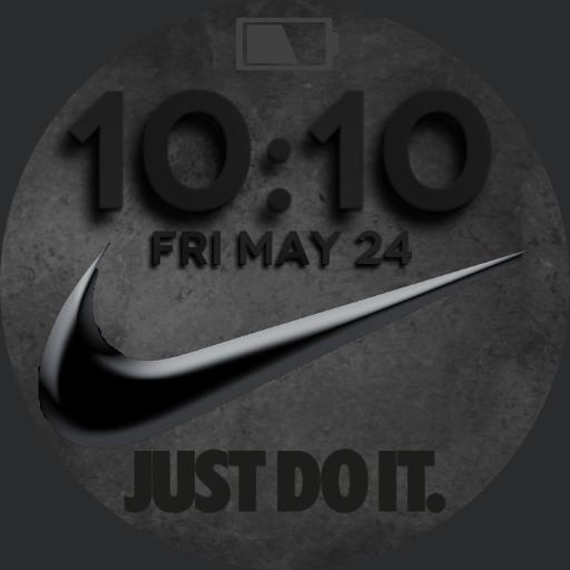 Charcoal Nike