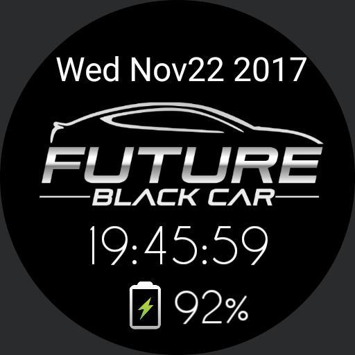 FutureBlackCar