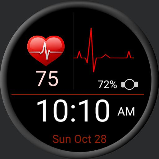 Ticwatch Pro Heart Monitor by Ramasoft