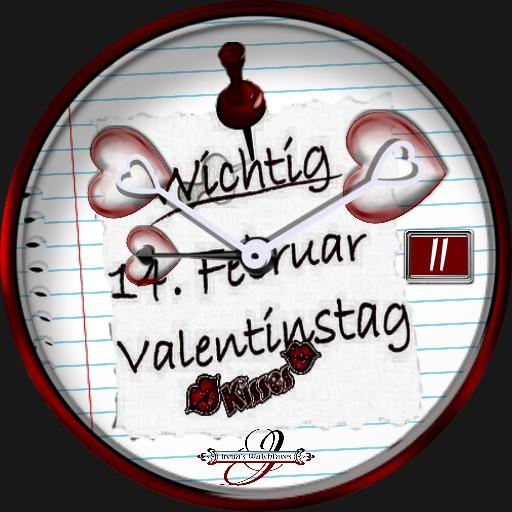 Valentinstag Dim and Move
