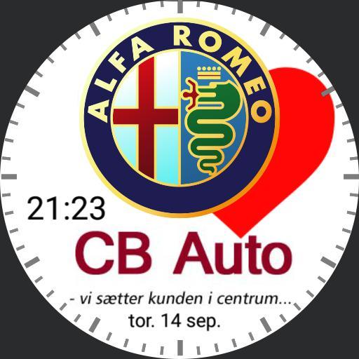 CB Auto Alfa Romeo love