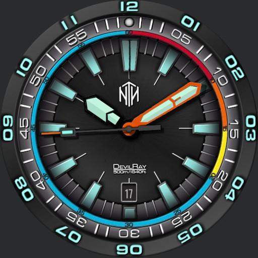 Orilama watch 104 NTH