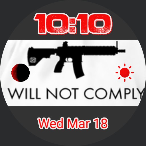 Will not Comply