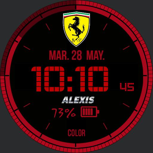 Ferrari Digital  12h