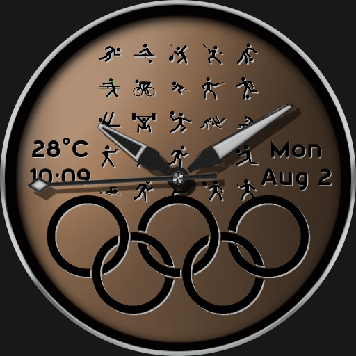 Olympics Ucolor Zoom