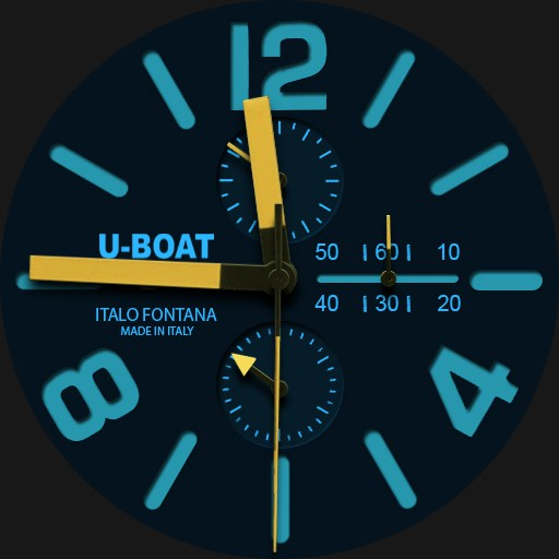 U-Boat Classic 53 MOD