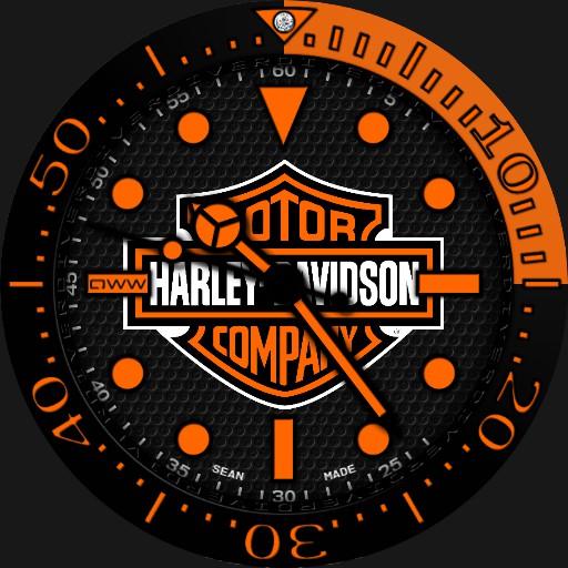 GMX3 Harley Davidson by QWW Copy