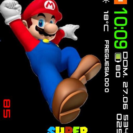 MI WATCH Xiaomi Super Mario vs Sonic  1.0