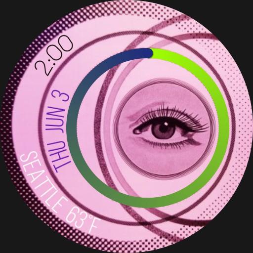Eye Beams