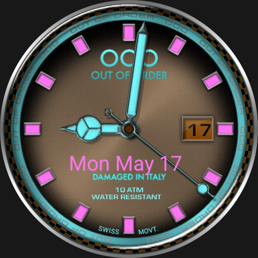 Out Of Order Date Copy
