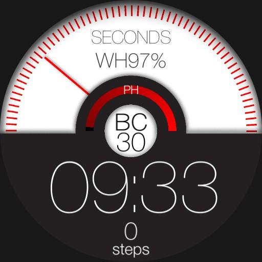 Moto watch 360.2