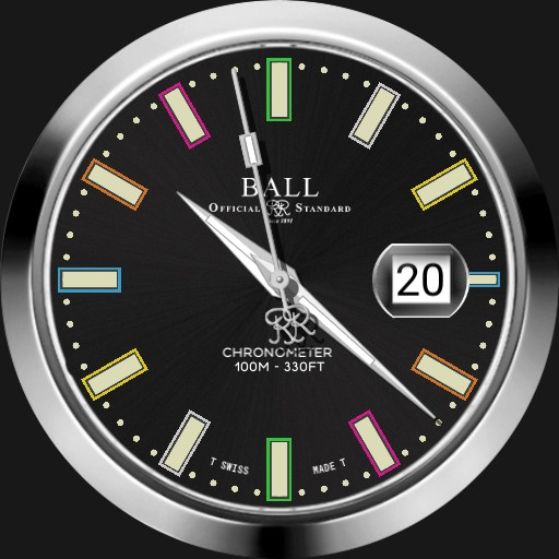 Ball Engineer III Marvelight Chronometer Caring Edition