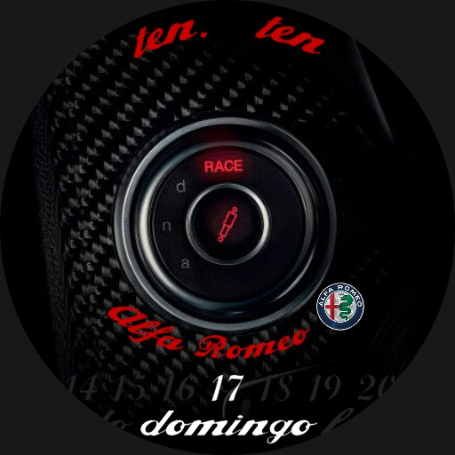Covy Alfa Mi Watch