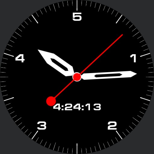 Decimal Time Watch 5h Version