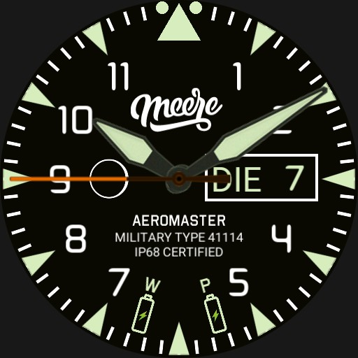Meere Aeromaster 3